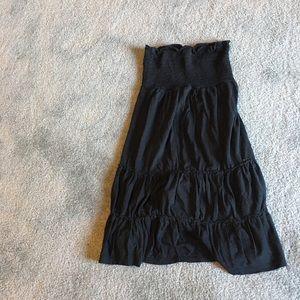 Express Dresses - Black Express tube dress for hot weather